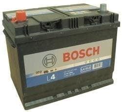 Bosch L4 Тягов акумулатор