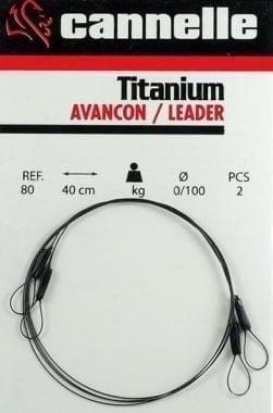 Cannelle Titanium Повод