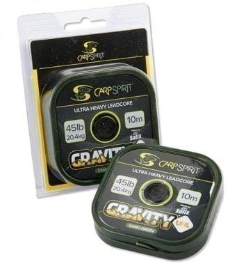 Carp Spirit Gravity SSL 10m Camo Green Монофилен повод