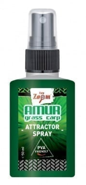 Carp Zoom Amur-Grass Carp Attractor Spray Атрактант