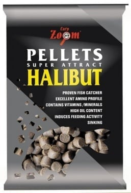 Carp Zoom Big Carp Catfish Pellets Пелети