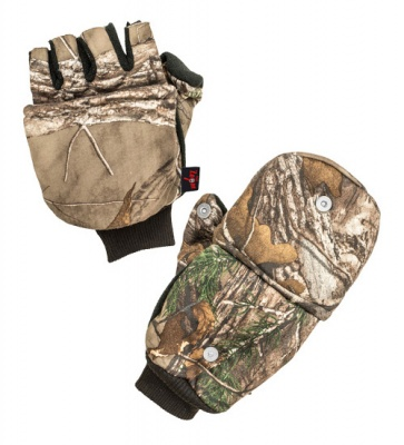 Carp Zoom Camou Rigging Gloves Ръкавици
