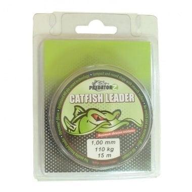Carp Zoom Catfish Leader Плетен повод за сом