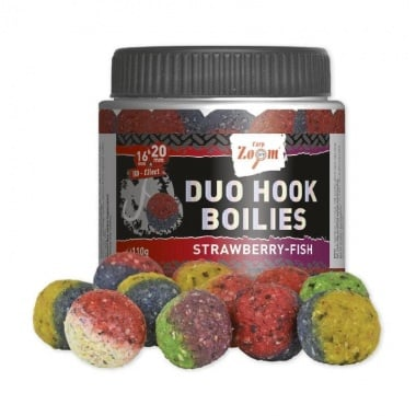 Carp Zoom Duo Hook Boilies Течен аромат