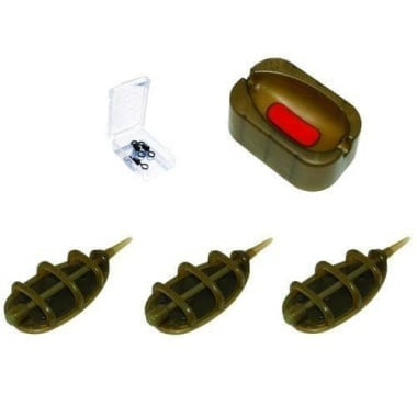 Carp Zoom Fanatic Method Feeder Set Фидер