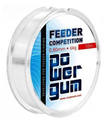Carp Zoom FC Power Gum Флуорокарбоново влакно