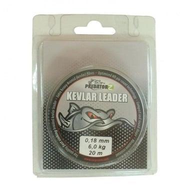 Carp Zoom Kevlar Leader Повод за сом