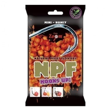 Carp Zoom Natural Pellet Floaters Течен аромат