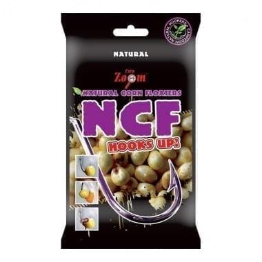 Carp Zoom Пуканки Natural Corn Floaters Течен аромат