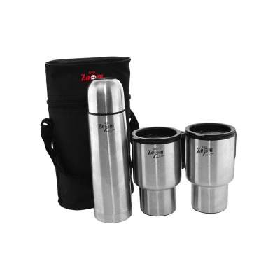 Carp Zoom ThermoBottle & Mug Set 3pcs CZ4304 Комплект