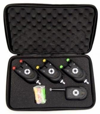 CarpFocus Dominator 3 + 1 Шаранджийски сигнализатори