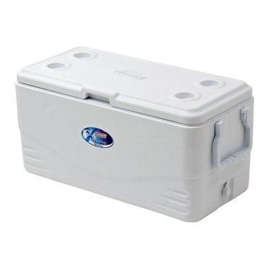 Coleman 100QT Marine White Хладилна кутия