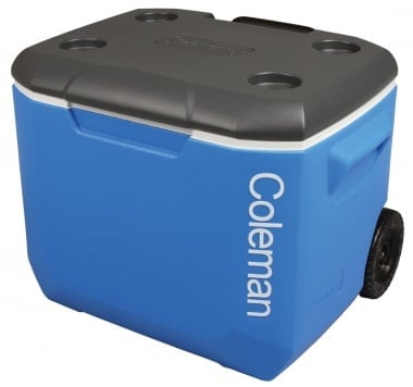 Coleman 60qt Performance Tri Color Wheeled Хладилна кутия