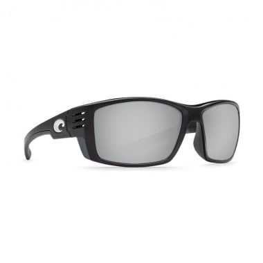 Costa Cortez Shiny Black /Silver Mirror Очила
