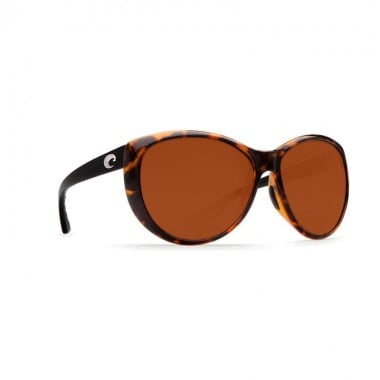 Costa La Mar Retro Tortoise w/Black Temples /Copper Очила