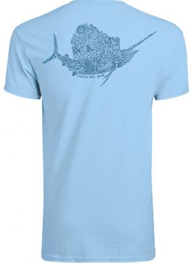 Costa Montage Sailfish SS Тениска