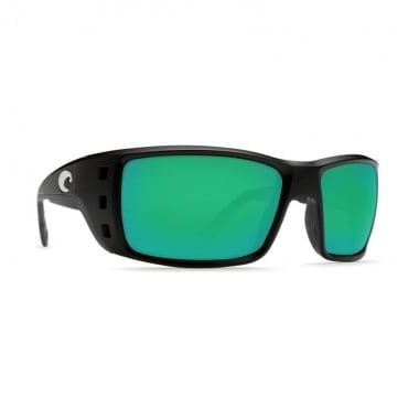 Costa - Permit - Black /Green Mirror 580P Очила