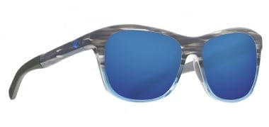 Costa Vela Ocearch Shiny Coastal Fade Blue Mirror 580P Очила