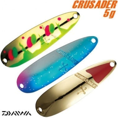 Daiwa Crusader 5.0гр Блесна клатушка