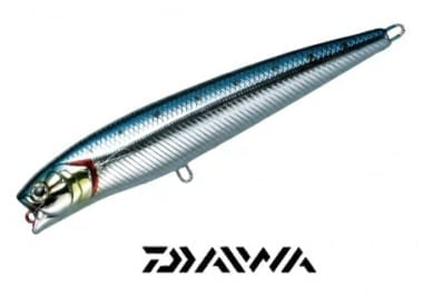 Daiwa Morethan Salt Pencil 125F Воблер