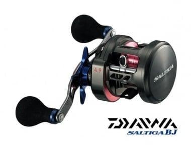 Daiwa Saltiga BJ 100PL-RM Мултипликатор