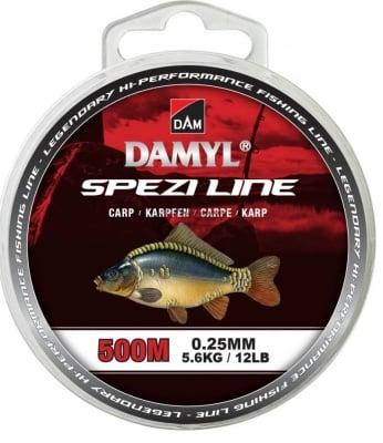 DAM Damyl Spezi Line CARP Влакно монофилно