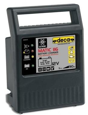 DECA MATIC 116 Автоматично зарядно устройство.