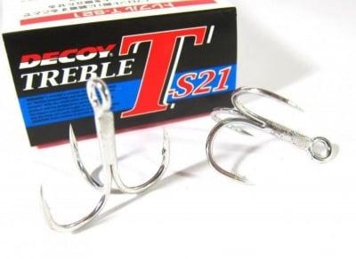Decoy Treble T-S21 Кука тройка