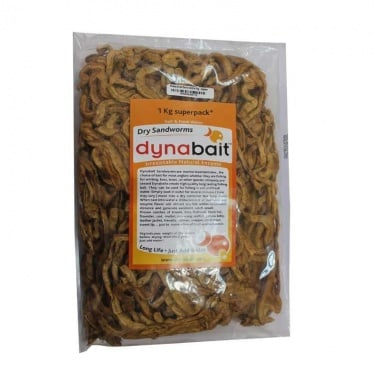Dynabait Freeze Dried Sand worms