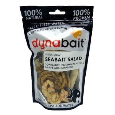 Dynabait Freeze Dried Seabait salad