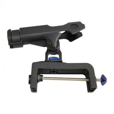 DLT ABS clamp boat rod holder