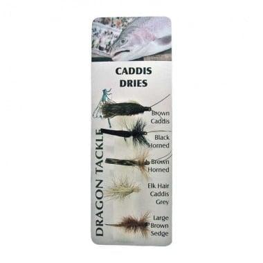 Dry Sedges Мухи комплект