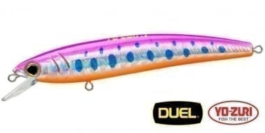 DUEL F-1165 Pin's Minnow 70 Воблер