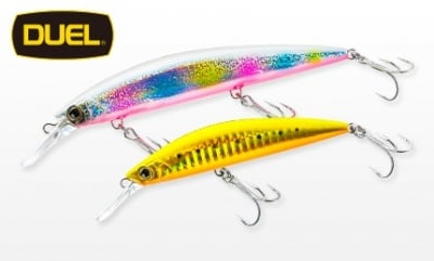 DUEL F1188 Hardcore Heavy Minnow Воблер