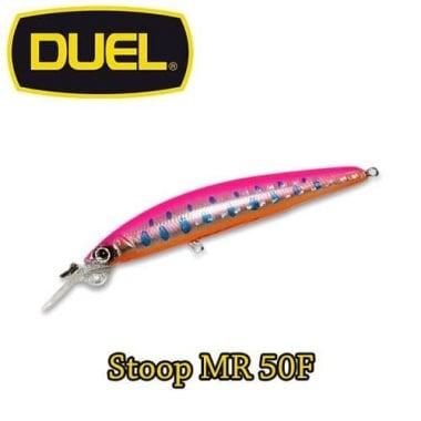 Yo Zuri/Duel Stoop MR F741 Воблер
