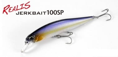 DUO Realis Jerkbait 100SP Воблер