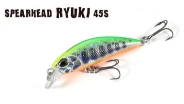 DUO SPEARHEAD RYUKI 45S Воблер