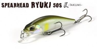 DUO Spearhead Ryuki 50S TAKUMI Воблер