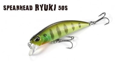 DUO SPEARHEAD RYUKI 50S Воблер