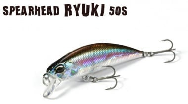 DUO Spearhead Ryuki 50SP Воблер