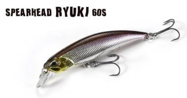 DUO SPEARHEAD RYUKI 60S Воблер