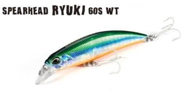 Duo Spearhead Ryuki 60S WT SW Воблер