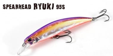 DUO SPEARHEAD RYUKI 95S Воблер