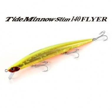DUO Tide Minnow Slim 140 Flyer Воблер