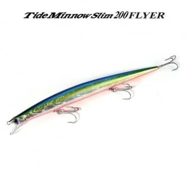 DUO Tide Minnow Slim 200 Flyer Воблер