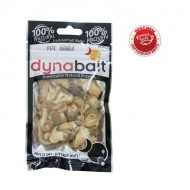 Dynabait Freeze Dried Mussels Естествена примамка