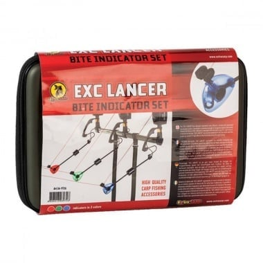 Extra Carp EXC Lancer Комплект обтегачи 3бр.