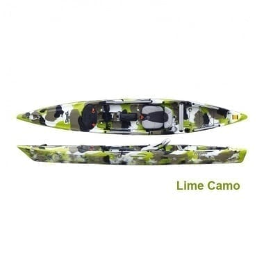 FeelFree Dagon 14 LIME CAMO Каяк