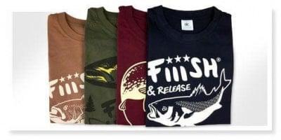 Fiiish Тениска