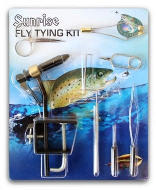 Filstar Fly Tying Kit Комплект за връзване на мухи